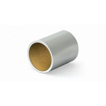 Bunting Bearings, LLC AA190403 Plain Sleeve & Flanged Bearings