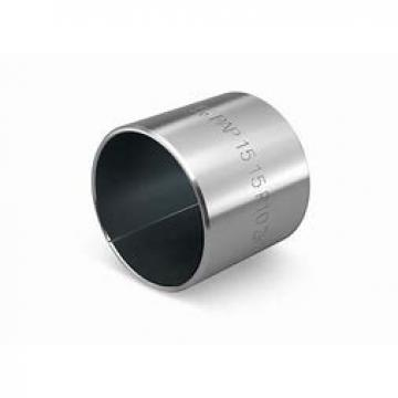 Oilite AA307-02B Plain Sleeve & Flanged Bearings